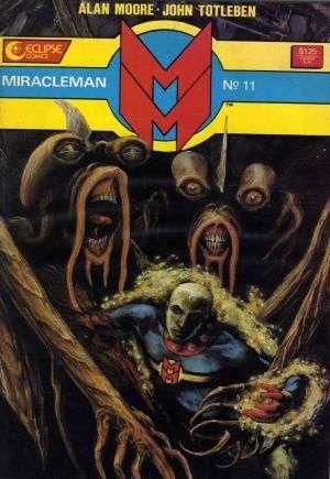 Miracleman (1985-1992)#11