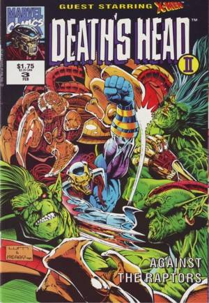 Death's Head II (1992-1994)#3