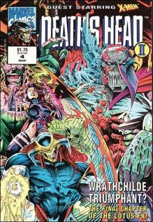 Death's Head II (1992-1994)#4