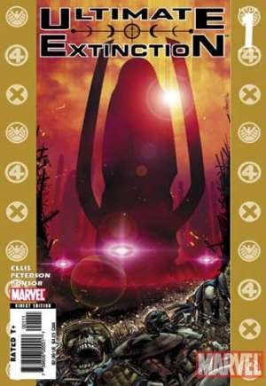 Ultimate Extinction (2006) #1A