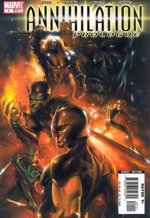 Annihilation: Prologue (2006)#1A