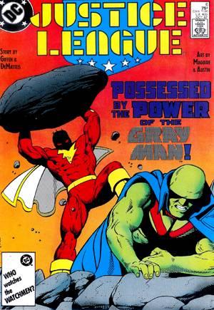Justice League (1987)#6