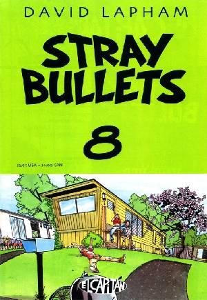 Stray Bullets (1995-2014)#8