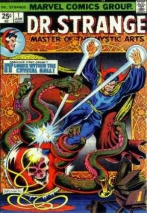 Doctor Strange (1974-1987)#1