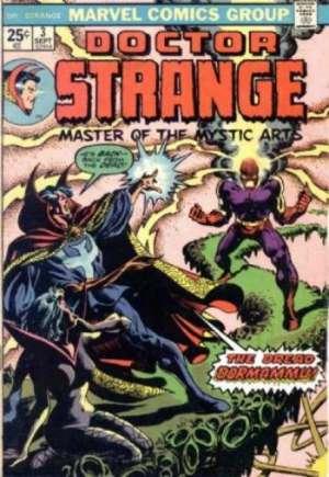Doctor Strange (1974-1987)#3