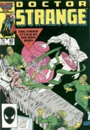 Doctor Strange (1974-1987)#80B
