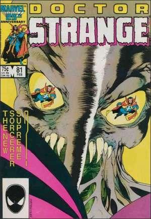 Doctor Strange (1974-1987)#81B