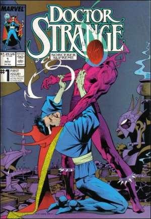 Doctor Strange, Sorcerer Supreme (1988-1996)#1B
