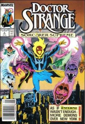 Doctor Strange, Sorcerer Supreme (1988-1996)#2