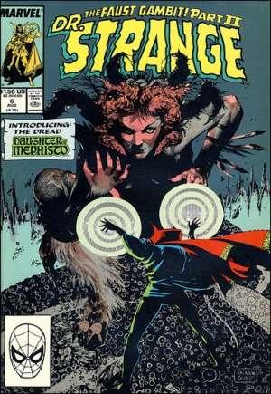 Doctor Strange, Sorcerer Supreme (1988-1996)#6
