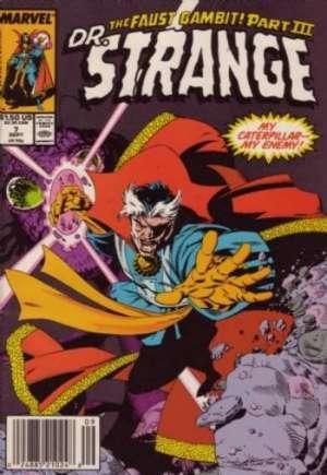 Doctor Strange, Sorcerer Supreme (1988-1996)#7