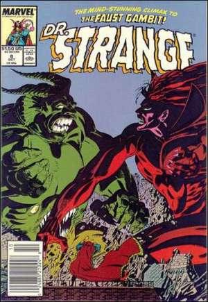 Doctor Strange, Sorcerer Supreme (1988-1996)#8
