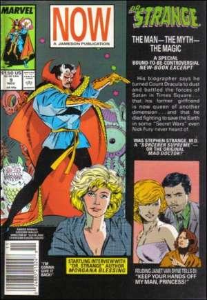Doctor Strange, Sorcerer Supreme (1988-1996)#9