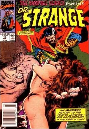 Doctor Strange, Sorcerer Supreme (1988-1996)#14