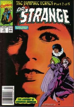 Doctor Strange, Sorcerer Supreme (1988-1996)#15