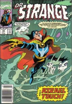 Doctor Strange, Sorcerer Supreme (1988-1996)#19