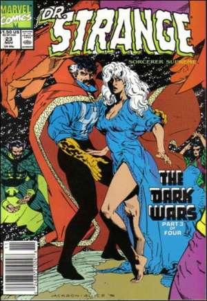 Doctor Strange, Sorcerer Supreme (1988-1996)#23