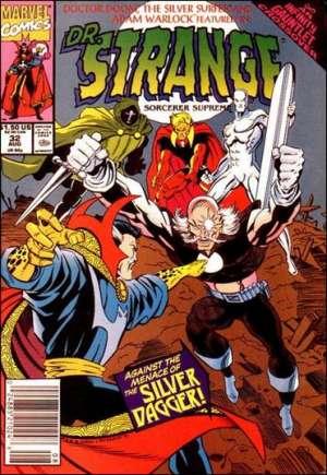 Doctor Strange, Sorcerer Supreme (1988-1996)#32