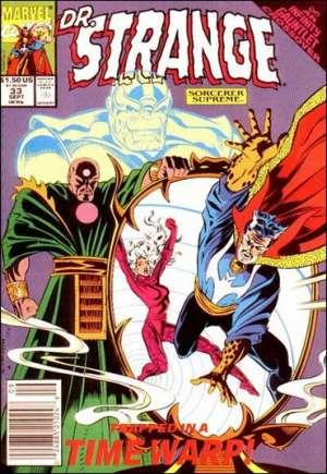 Doctor Strange, Sorcerer Supreme (1988-1996)#33