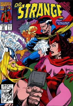 Doctor Strange, Sorcerer Supreme (1988-1996)#35B