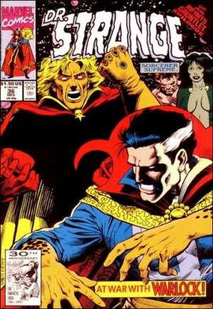 Doctor Strange, Sorcerer Supreme (1988-1996)#36