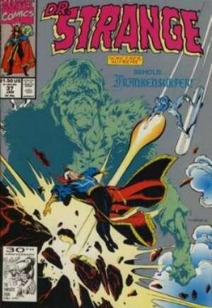 Doctor Strange, Sorcerer Supreme (1988-1996)#37