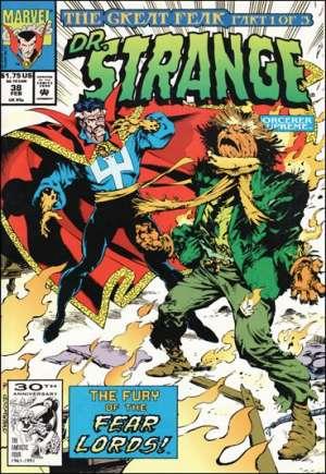 Doctor Strange, Sorcerer Supreme (1988-1996)#38
