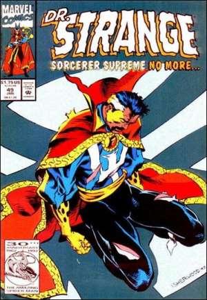 Doctor Strange, Sorcerer Supreme (1988-1996)#49