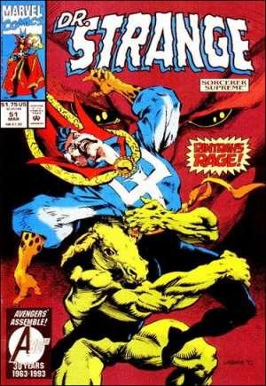 Doctor Strange, Sorcerer Supreme (1988-1996)#51