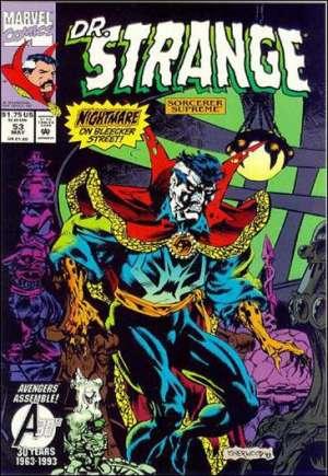 Doctor Strange, Sorcerer Supreme (1988-1996)#53