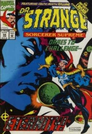 Doctor Strange, Sorcerer Supreme (1988-1996)#54