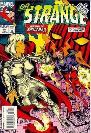 Doctor Strange, Sorcerer Supreme (1988-1996)#55