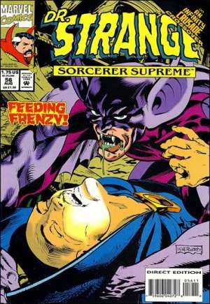 Doctor Strange, Sorcerer Supreme (1988-1996)#56