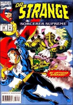 Doctor Strange, Sorcerer Supreme (1988-1996)#58