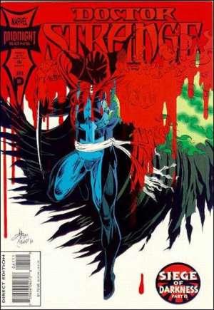 Doctor Strange, Sorcerer Supreme (1988-1996)#61