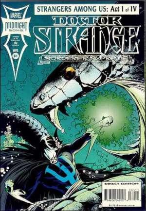 Doctor Strange, Sorcerer Supreme (1988-1996)#64