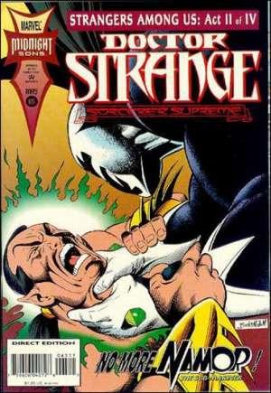 Doctor Strange, Sorcerer Supreme (1988-1996)#65