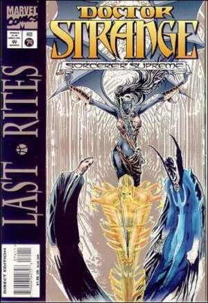 Doctor Strange, Sorcerer Supreme (1988-1996)#74