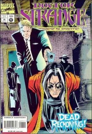 Doctor Strange, Sorcerer Supreme (1988-1996)#77