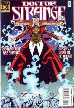 Doctor Strange, Sorcerer Supreme (1988-1996)#83