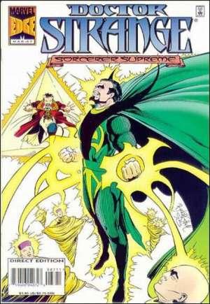 Doctor Strange, Sorcerer Supreme (1988-1996)#87