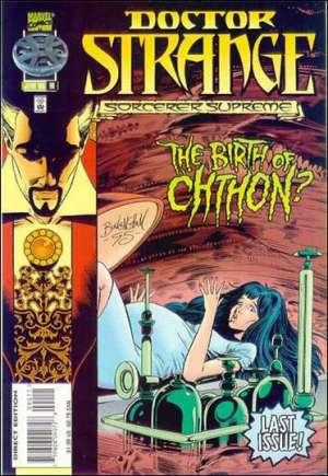 Doctor Strange, Sorcerer Supreme (1988-1996)#90