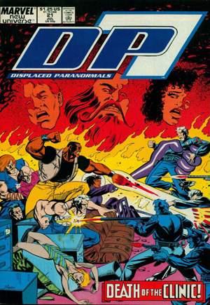 D.P.7 (1986-1989)#21