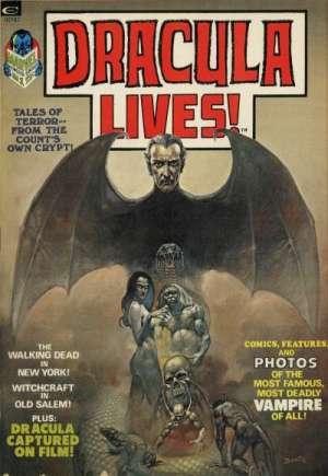 Dracula Lives! (1973-1975)#1