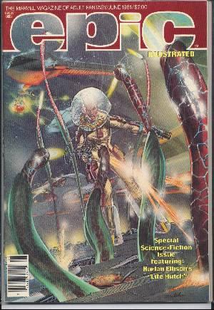 Epic Illustrated (1980-1986)#6
