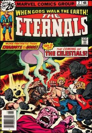 Eternals (1976-1978)#2A