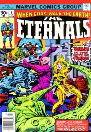 Eternals (1976-1978)#8A