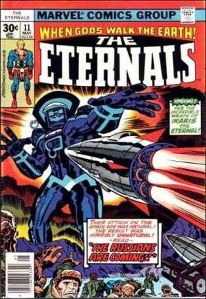Eternals (1976-1978)#11A