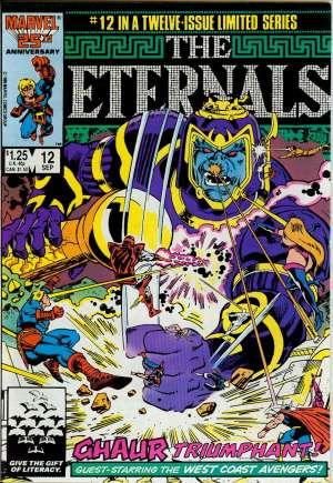 Eternals (1985-1986)#12B