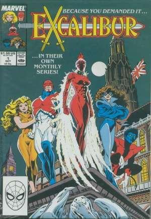 Excalibur (1988-1998)#1B